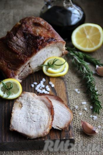 мясо в духовке рецепты буженина