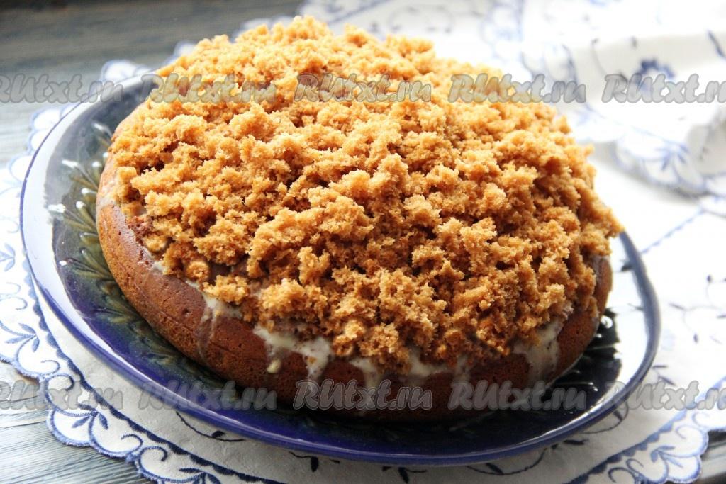 Торт с бананом и творогом рецепт с пошагово