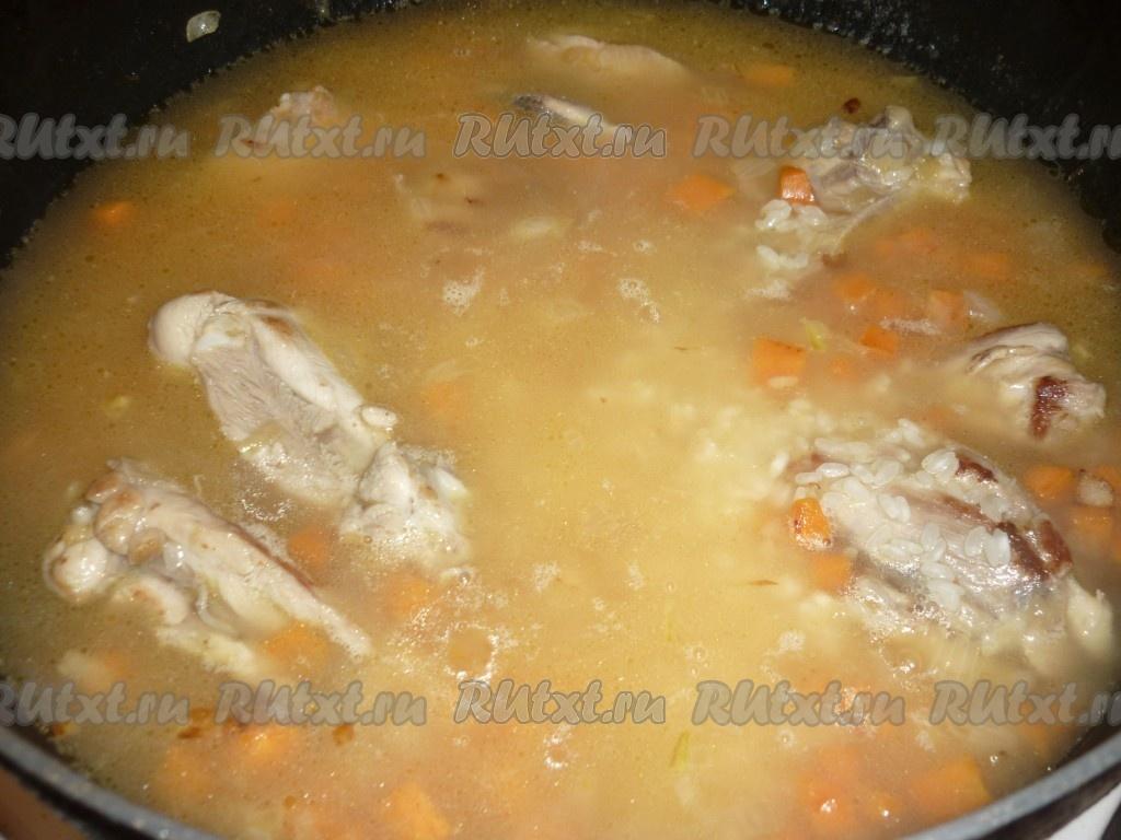 Плов с говядиной на сковороде рецепт пошагово 156
