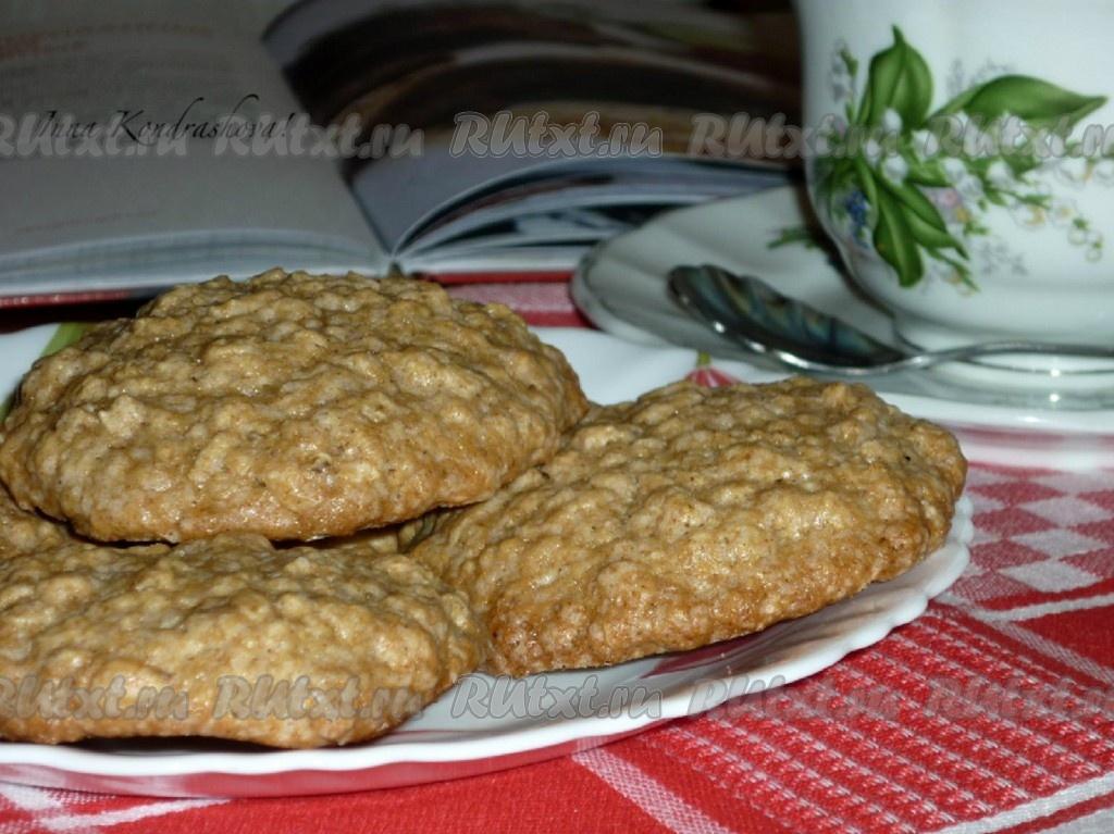 Овсяное печенье своими руками рецепты с фото фото 333