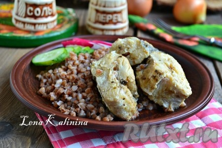 Блюда из щуки рецепт с фото