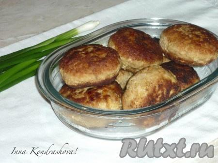 рецепт котлет из картофеля и колбасы