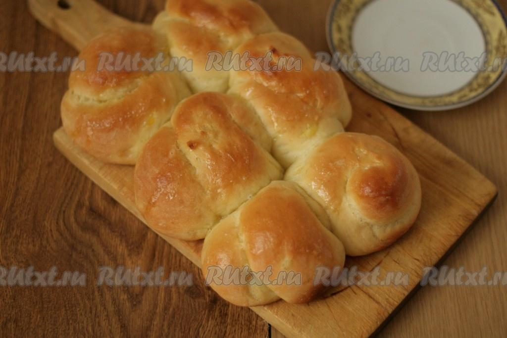 булочки с картошкой в духовке рецепт
