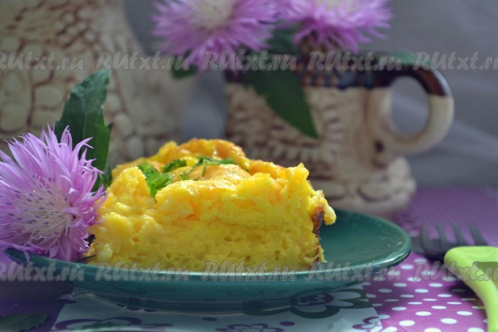 Омлет сыром рецепт 173