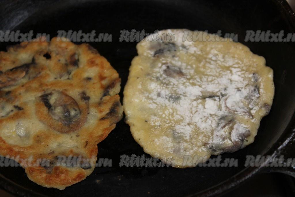 Лепешки на масле рецепт с фото