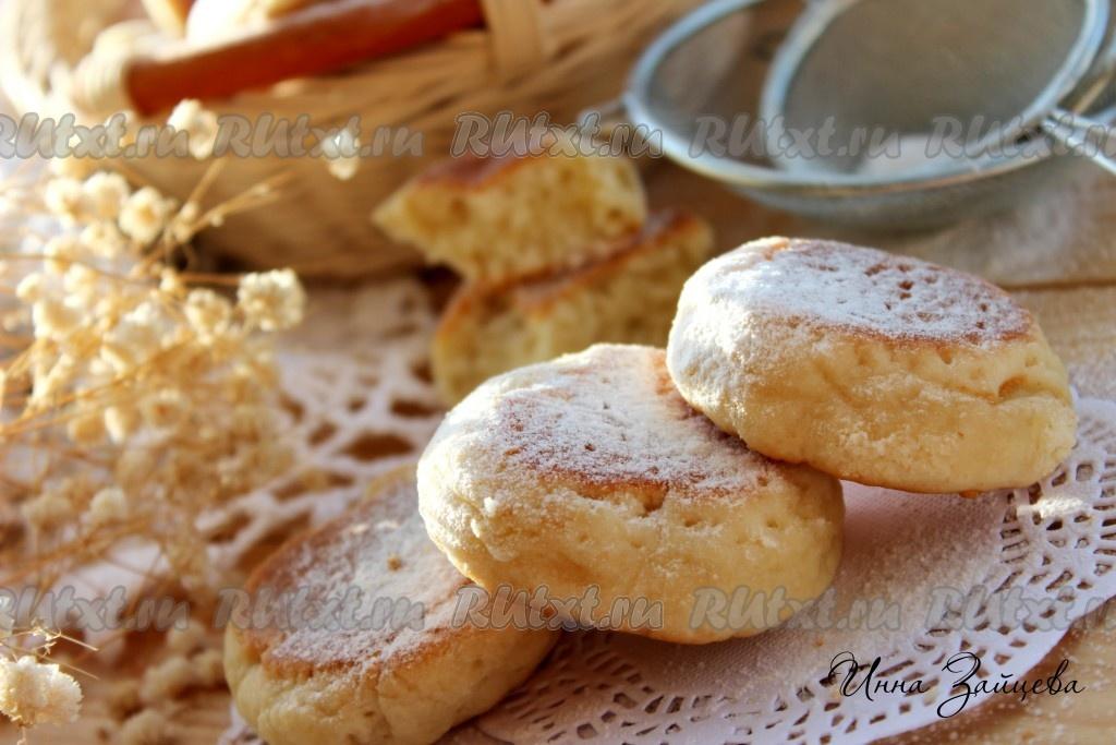 печенье на кефире рецепты на скорую руку