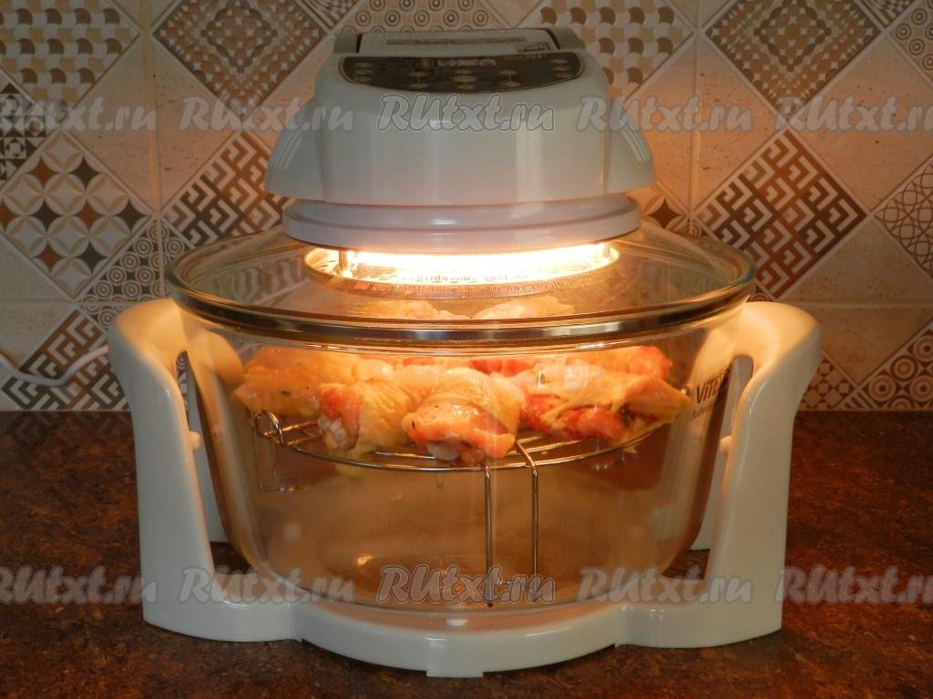 Блюда приготовленные в аэрогриле рецепт 195