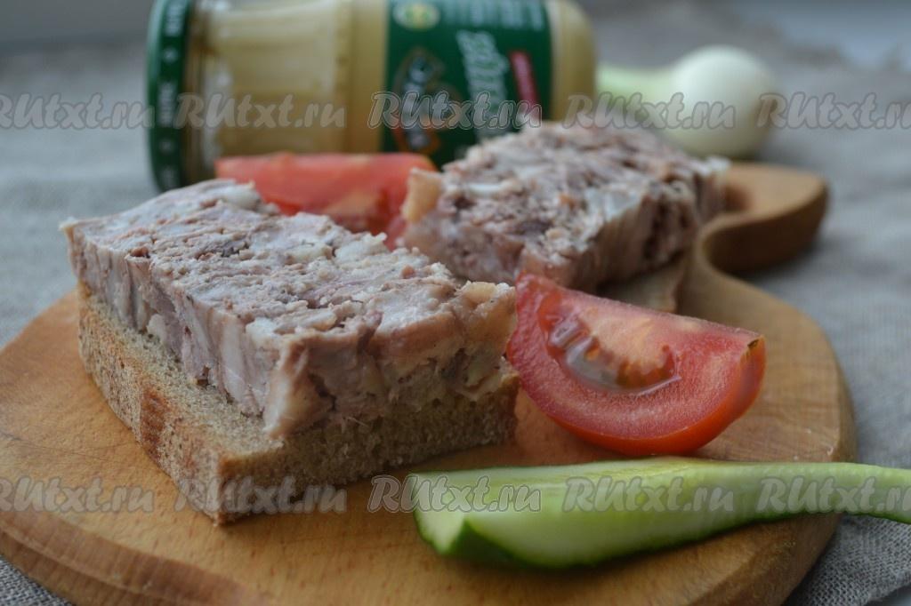 Луканка свиная - домашняя сухая колбаса - приготовление