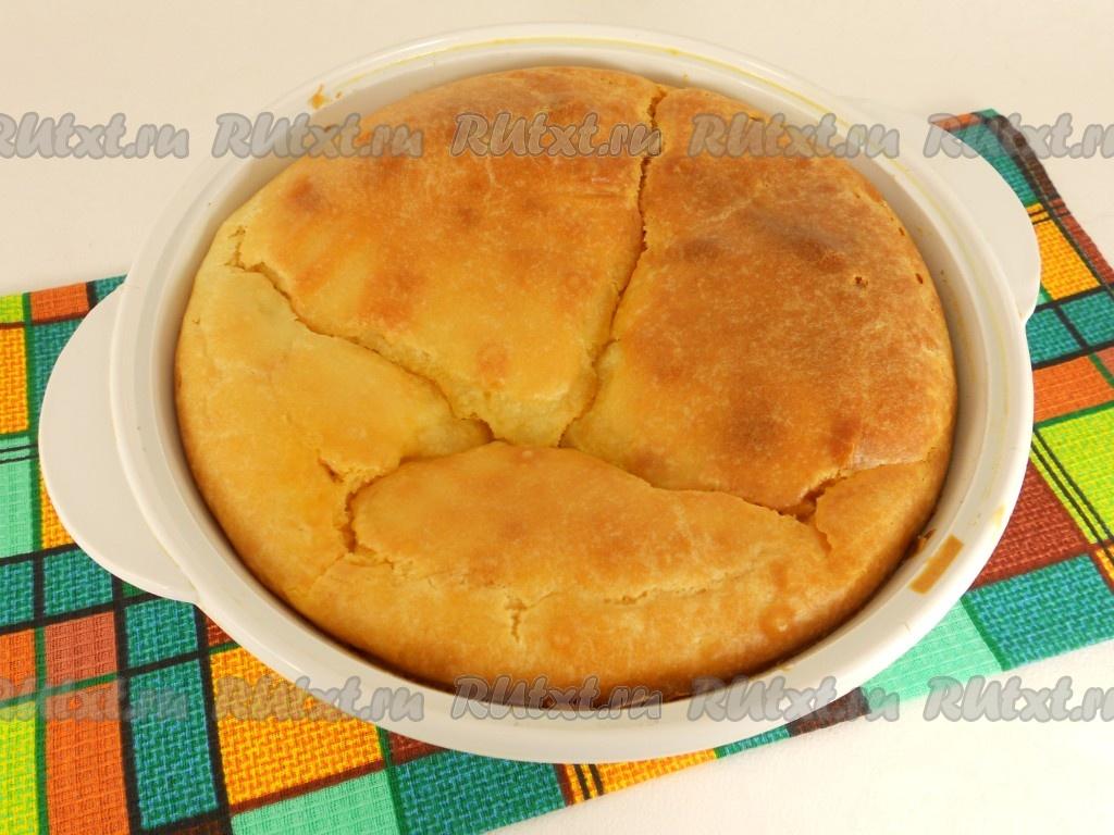 рецепты закусочных пирогов в мультиварке