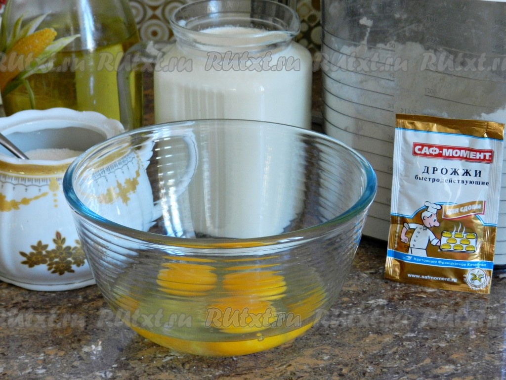 рецепт кислых блинов с дрожжами на молоке