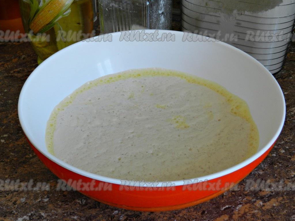 Блины дрожжевые на кислом молоке рецепт фото