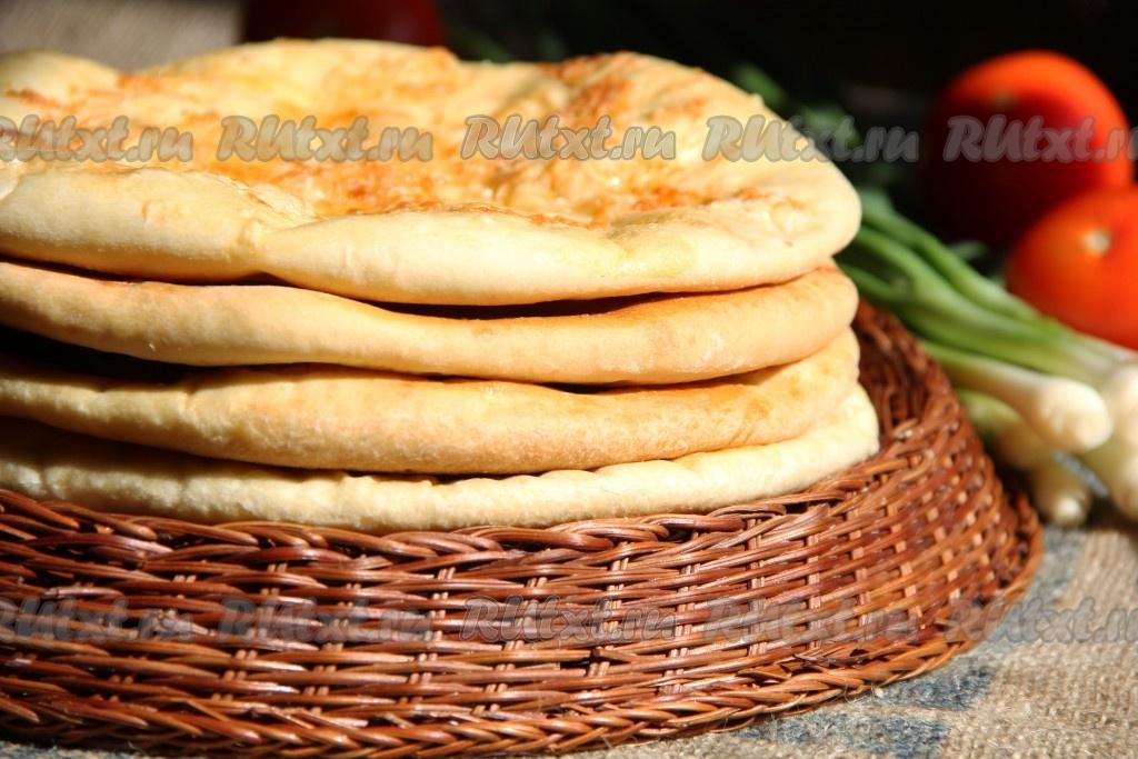 Как сделать тесто для хачапури с сыром 582