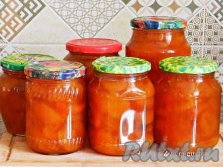рецепт приготовления абрикосового варенья с фото