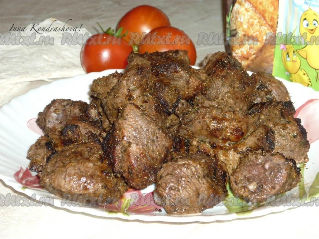 Рецепт шашлыка из баранины вкусный 3