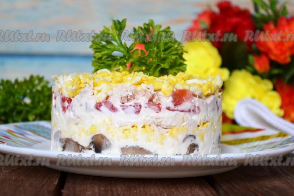 Салат из сайры рецепт очень вкусный слоями
