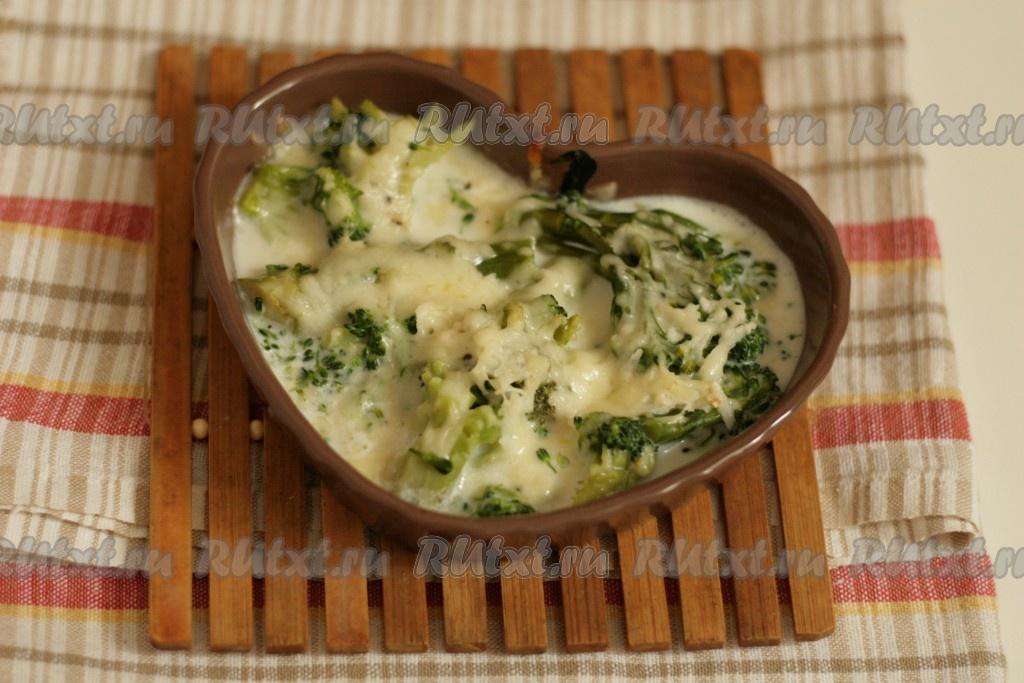 брокколи вкусные рецепты приготовления