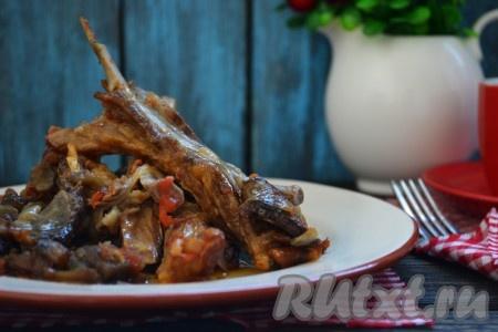 баранина рецепты приготовления с фото пошагово