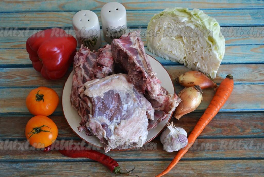 фасолевый суп с грибами и курицей рецепт с фото