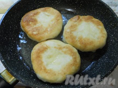 Пышки на кефире рецепт фото пошагово