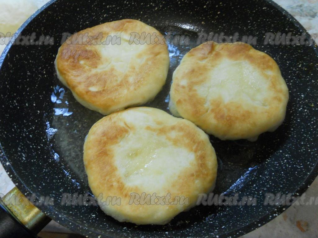 Рецепт пышек с сахаром фото
