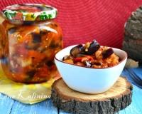 баклажаны десяточка на зиму рецепты приготовления