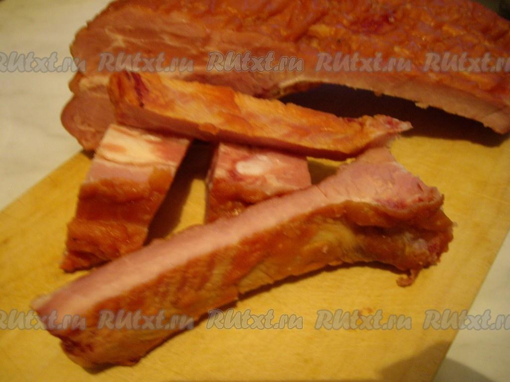 Как правильно разделать пол туши свиньи
