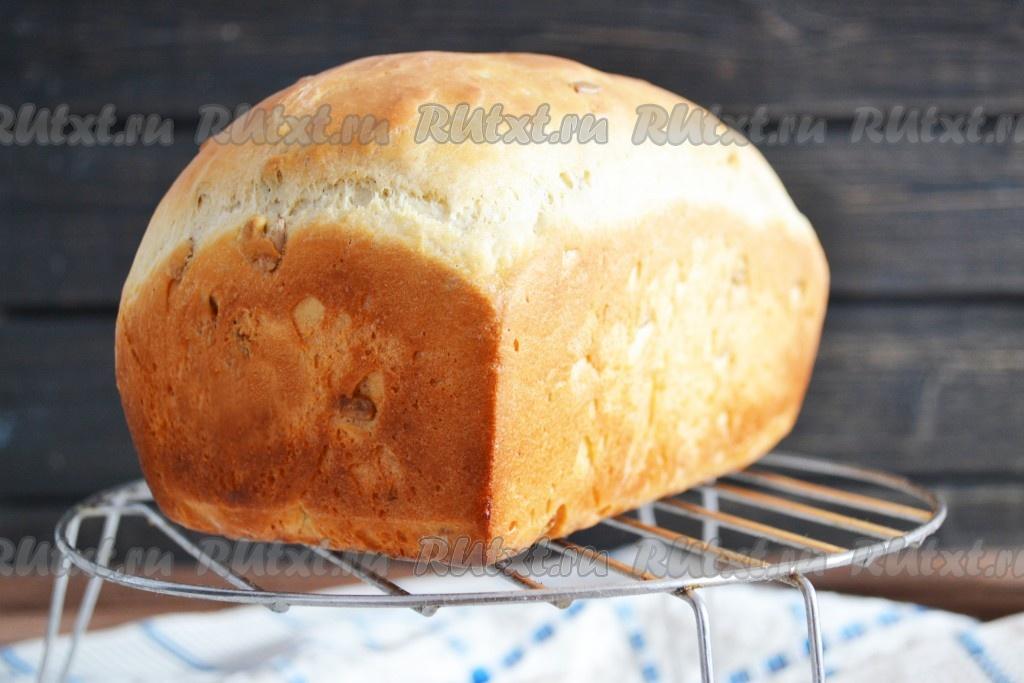 Хлеб в духовке рецепты с фото быстро