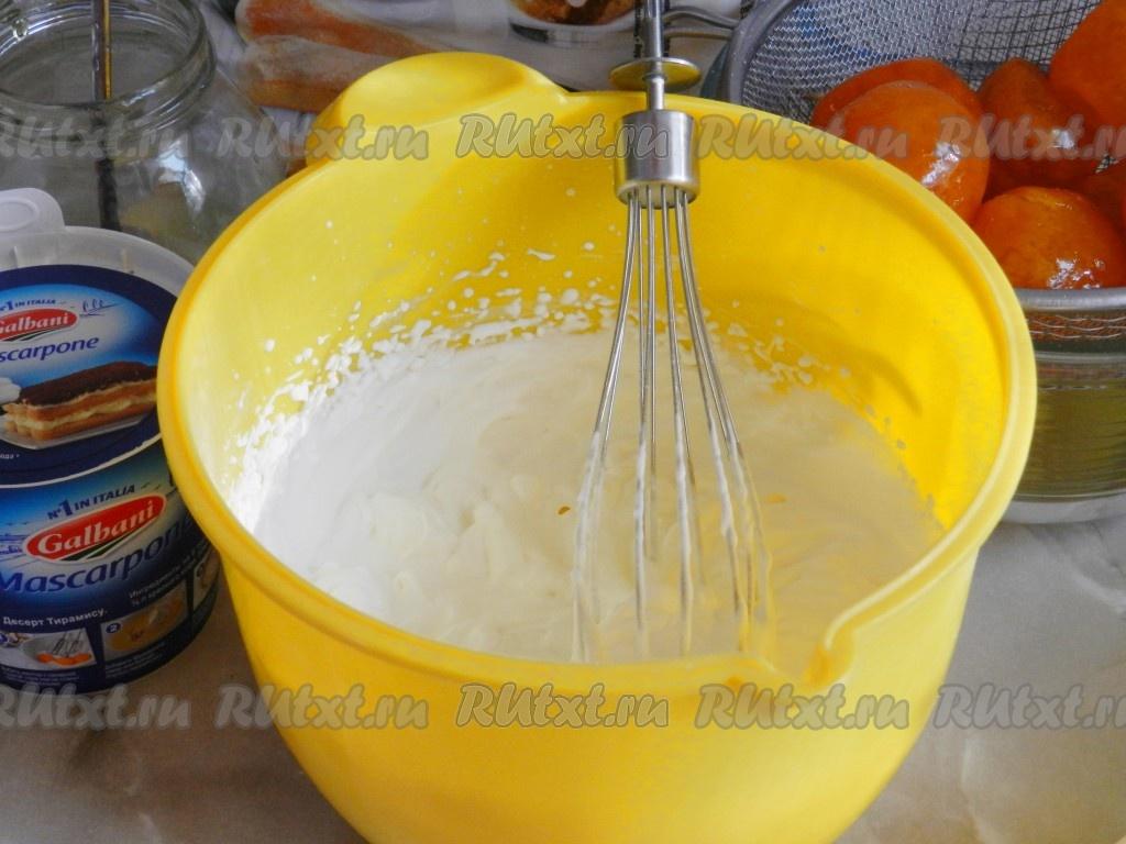 Крем для медовика без яиц