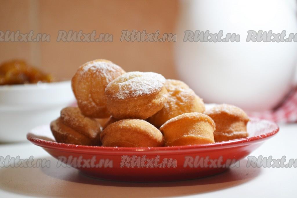 Как сделать пончики на молоке на дрожжах