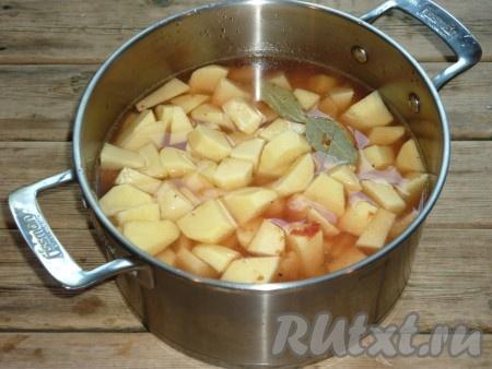 Картошка с свининой в горшочках в духовке рецепт пошагово