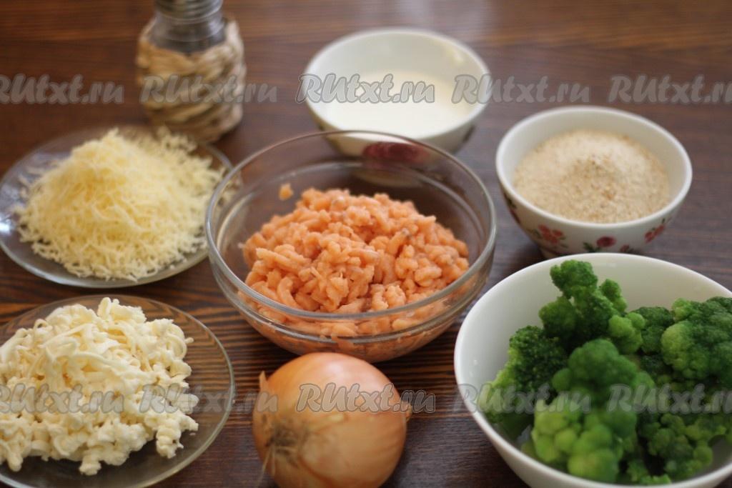 Рыбный фарш в духовке рецепт с фото