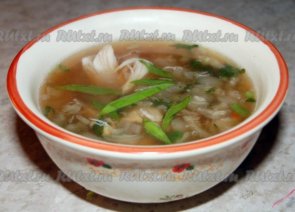 рецепты приготовления супов легко и быстро