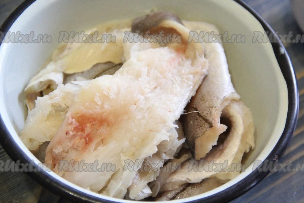 рыбные котлеты из минтая с салом рецепт с фото