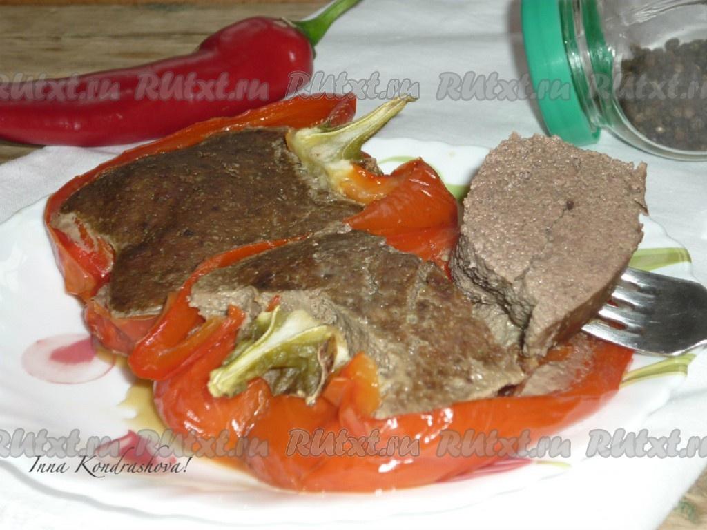фаршированный перец с мясом вкусный рецепт