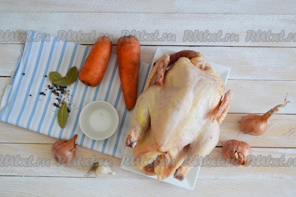 Как готовить студень рецепт 121