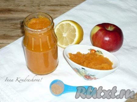Яблочное пюре из свежих яблок своими руками в зиму