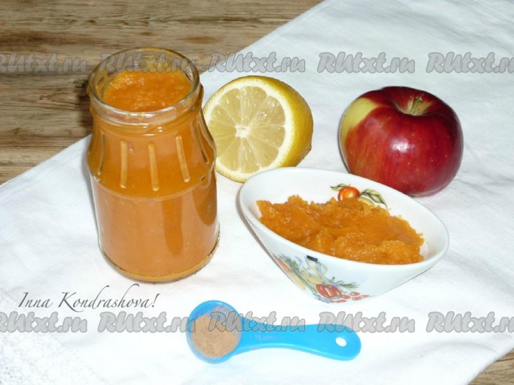 Яблоко пюре в рецепте 80