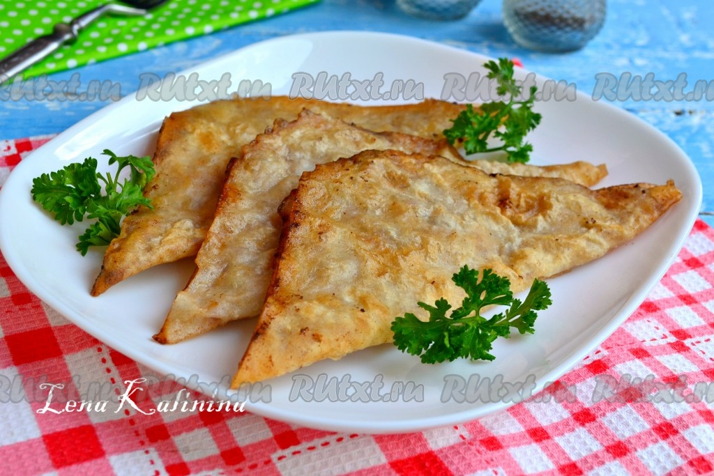 блюдо из лаваша рецепты с фото в духовке с