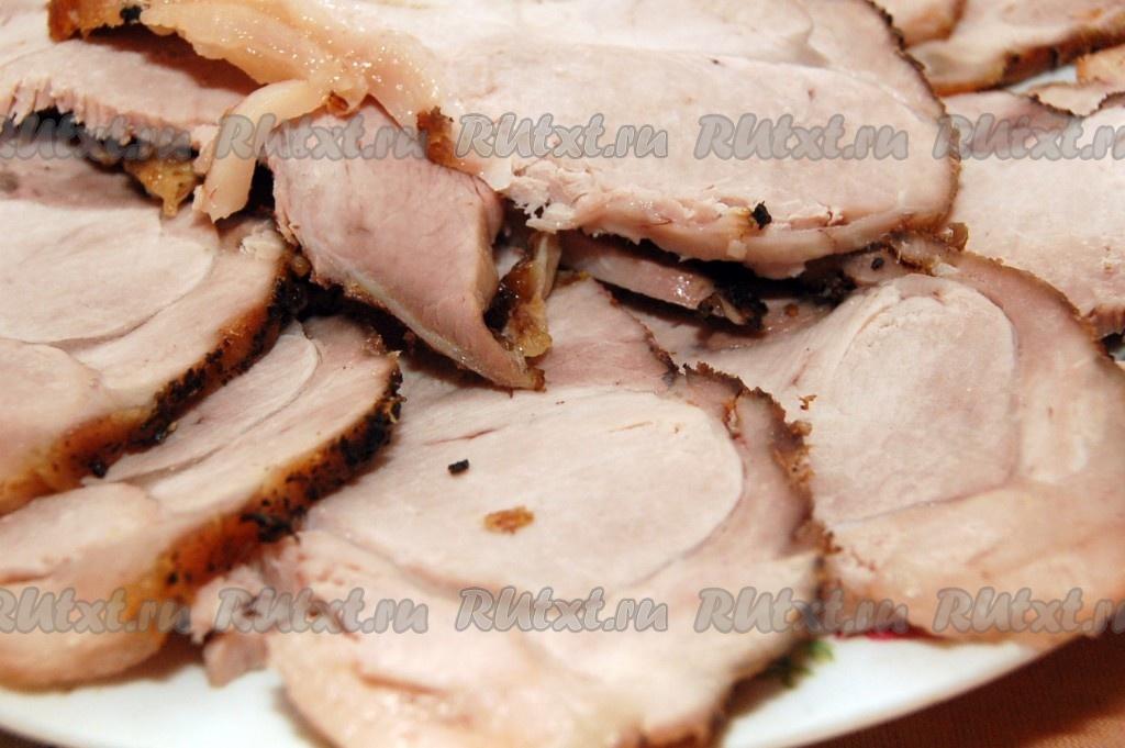 рецепты из свинины в духовке куском в