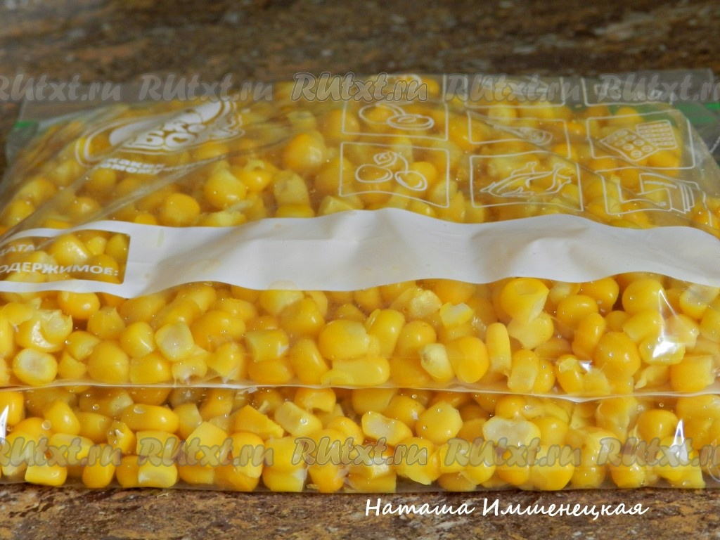 Как правильно замораживать кукурузу в домашних условиях