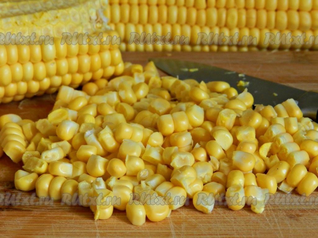 Как закрыть кукуруза в домашних условиях 777