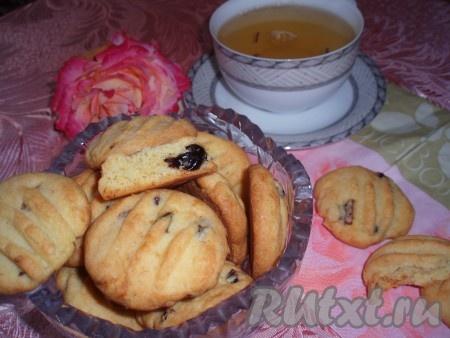 печенье с сухофруктами рецепт с фото