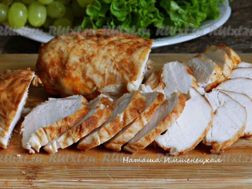 запеченное филе семги в фольге в духовке рецепт