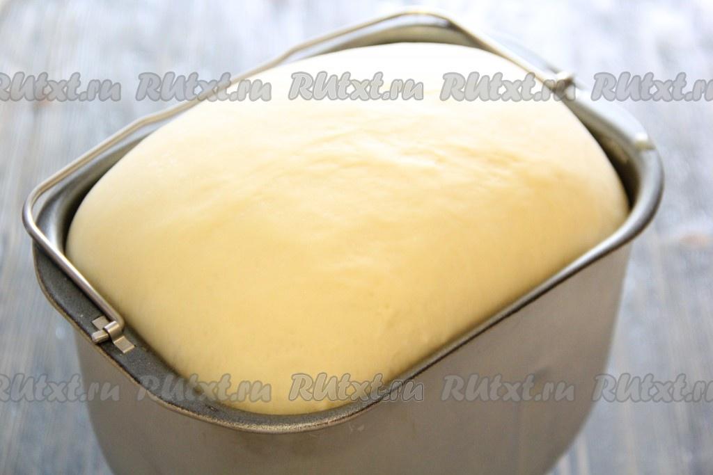 Тесто дрожжевое хлебопечка рецепты 48