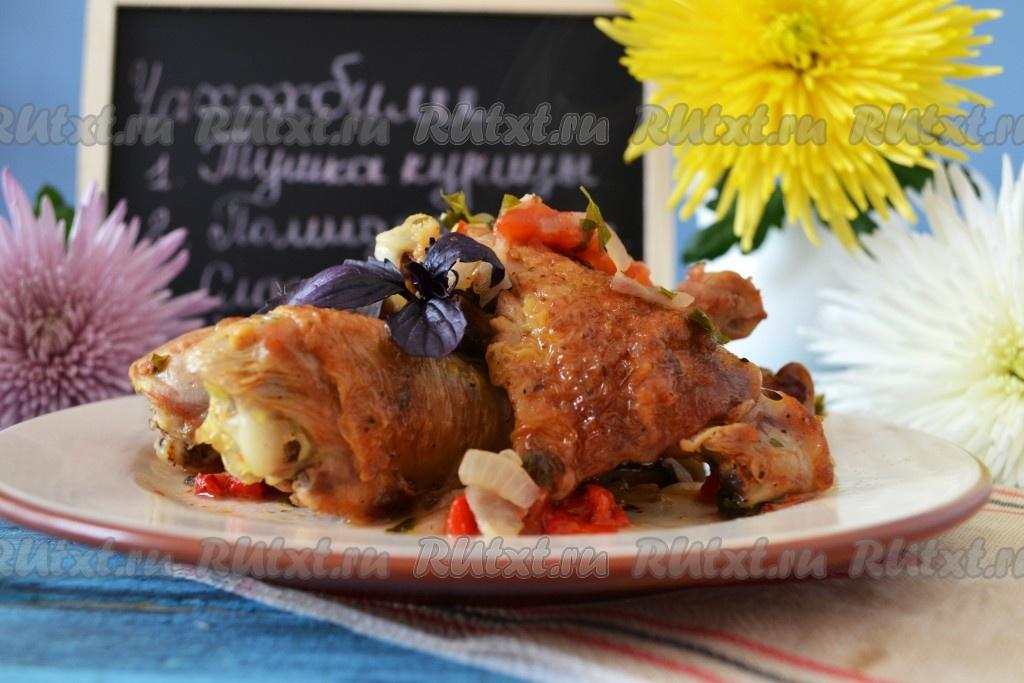 рецепт чахохбили с картошкой в мультиварке