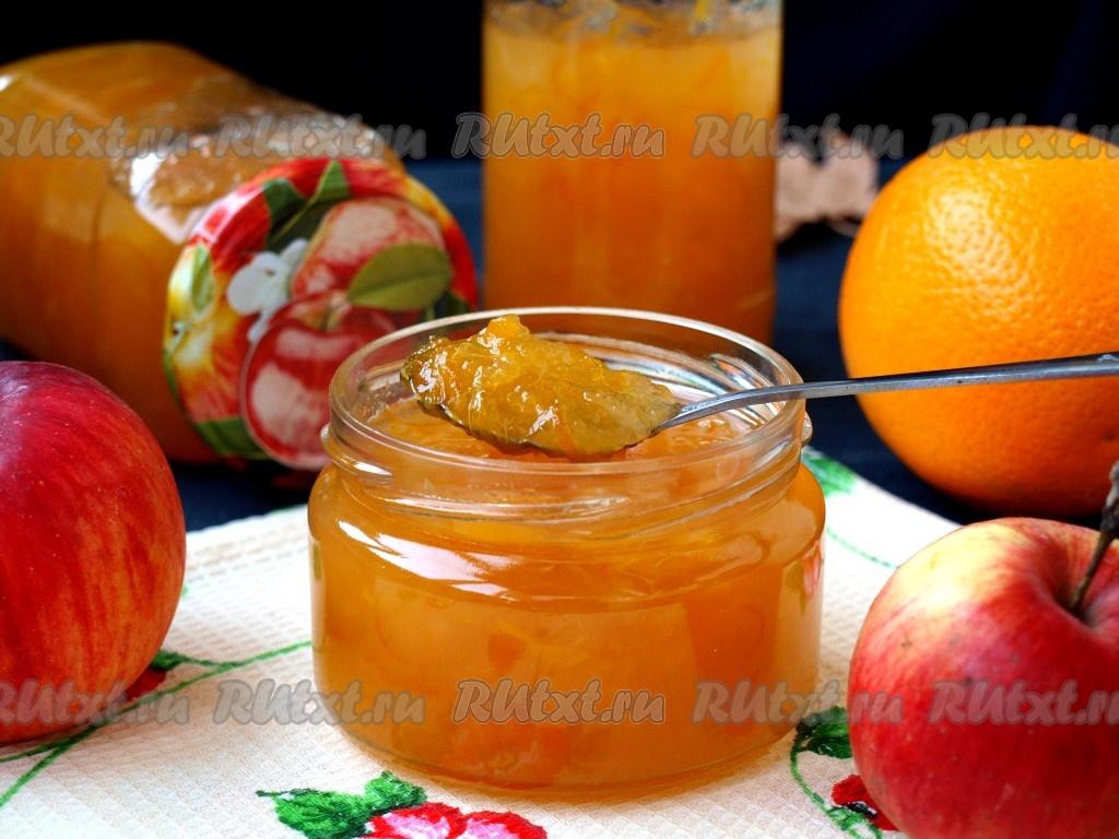 Как сделать апельсиновый джем фото 628