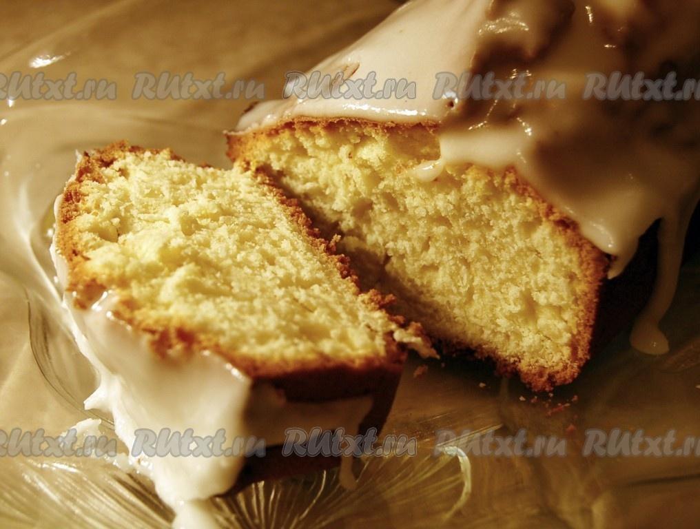 Приготовить кекс со сметаной