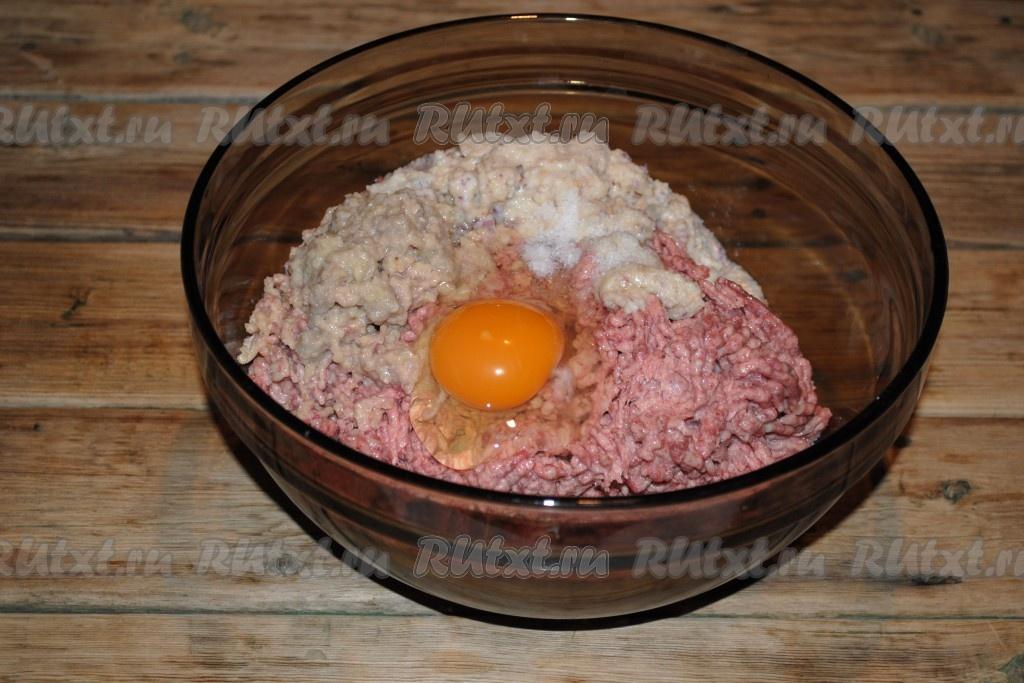 Котлеты из гуся рецепт с фото