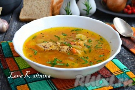 Готовим суп в мультиварке рецепты с фото