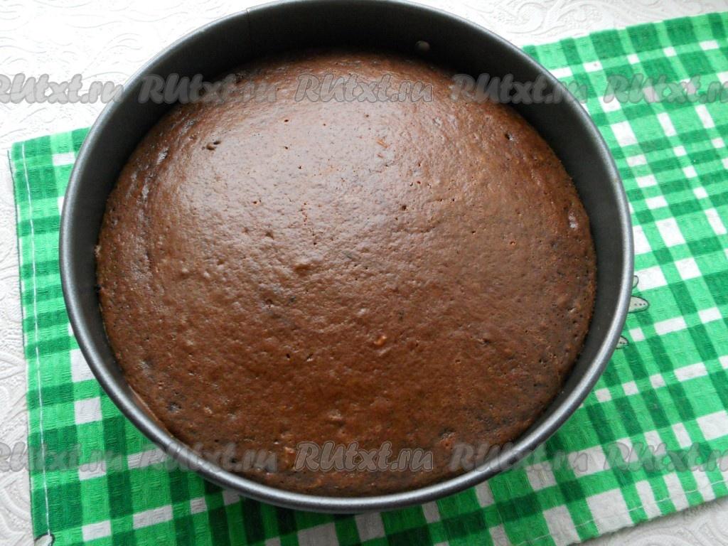 Рецепт торта на кефире в домашних условиях 783